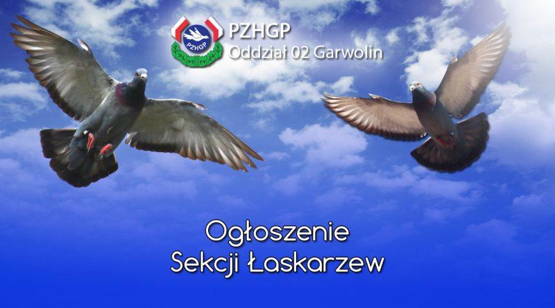 Ogłoszenie Sekcji Łaskarzew